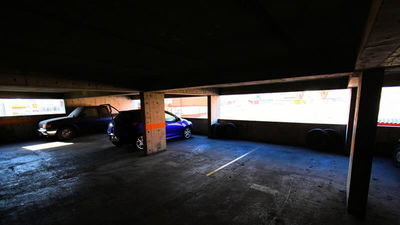 Estacionamientos en Arriendo