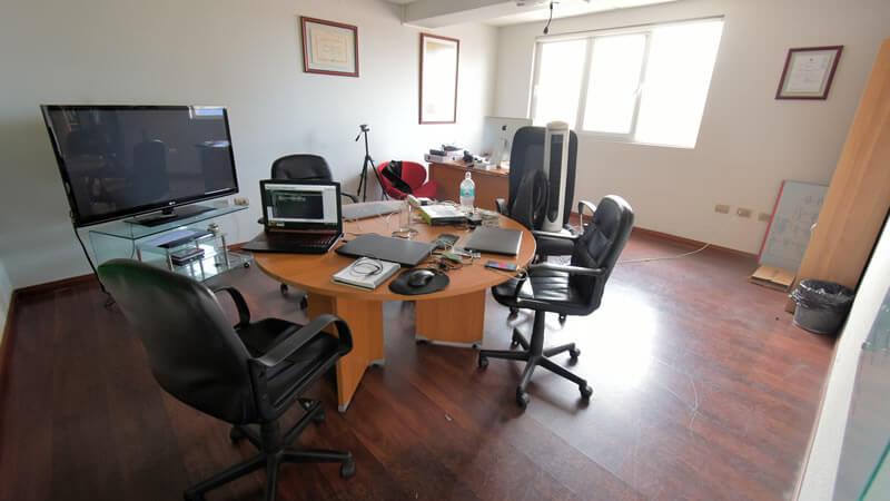Oficinas en Arriendo